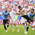 Uruguay csoportelső, az oroszok először buktak, Szaúd-Arábia a harmadik