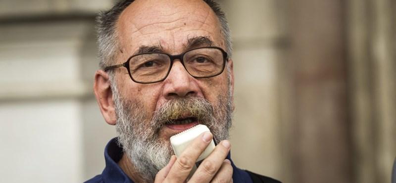 Az ATV bojkottjára szólít fel Tamás Gáspár Miklós