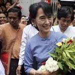 Visszavonhatják a mianmari Nobel-békedíjas európai díját?