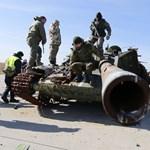 Súlyos harcok Kelet-Ukrajnában