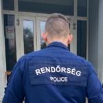 Egyszerre hét helyen csapott le a rendőrség és a TEK