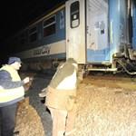 Ceglédi vonatbaleset: vizsgálják, mi történhetett az elromlott vonat tolása közben
