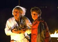 Pont öt évvel ezelőtt érkezett meg Marty és a Doki a jövőbe