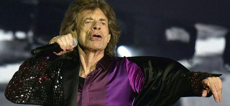 Nyolc év után új dallal jelentkezett a Rolling Stones - videó