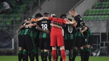Későn ébredt a Fradi, 2-2-es döntetlen a Dinamo Kijev ellen