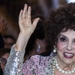 Gina Lollobrigida 90 évesen is ad a stílusra – friss fotók