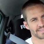 Itt a videó Paul Walker szörnyű balesetéről