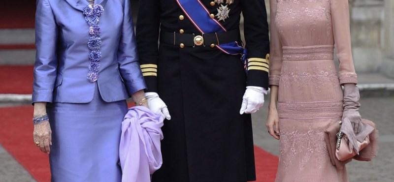 A spanyol királyi családot is elérték a megszorítások