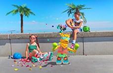 Különleges készletet dob piacra a Lego, videoklipet készíthetnek vele a gyerekek
