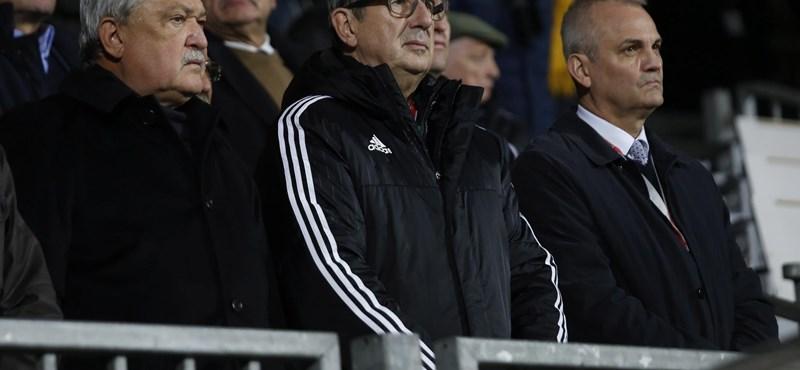Leekens most tudta meg, mire vállalkozik: a válogatott Luxemburgtól is kikapott