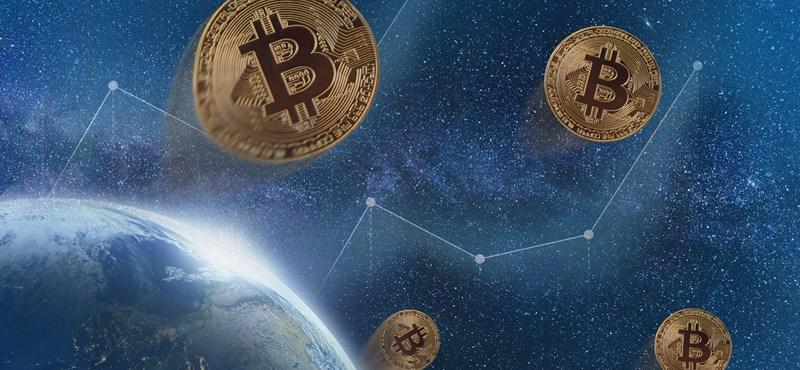 Igencsak meglódulhat a Bitcoin árfolyama