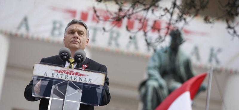 Durván leszólták Orbánék nemzeti konzultációját Brüsszelből
