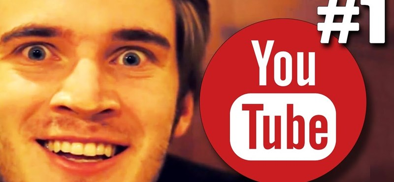 Ízléstelen zsidó viccei miatt kirúgta a Disney a YouTube-sztár PewDiePie-t