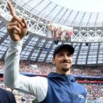 Zlatan Ibrahimovic ötszázadik gólja - érdemes megnézni