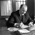 Mementó 1956: Kádár szülővárosába látogat