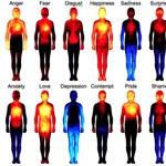 Látványos hőtérkép: így hatnak az érzelmek az emberi testre
