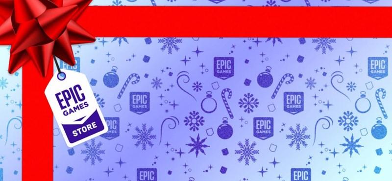 Jön az Epic Games nagy játékosztása, 15 napon át 15 videojátékot adnak ingyen