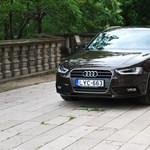 Audi A4 Avant teszt: fiatal vagyok még hozzá