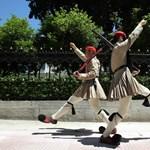 Maratoni Odüsszeia: így támogatták a görögöket Brüsszelben