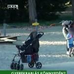 Videós teszt: Magyarországon is olyan könnyű elcsalni a gyerekeket egy kiskutyával?