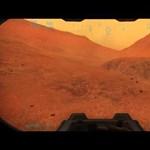 Videó a Marson túlélős játékból