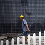 Hat év hanyatlás után jövőre növekedhet az építőipar