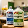 Már 2 millió liter fertőtlenítőt szállított ki a Mol
