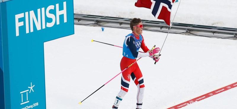 Megfejtettük a norvégok szuper téli olimpiai szereplésének titkát