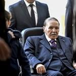 Elhalasztotta az algériai elnökválasztást a húsz éve hatalmon lévő Buteflika