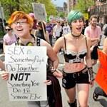 Túl szexi lányok az utcán – a Slutwalk eléri Londont és Amszterdamot