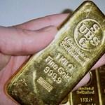 Történelmi rekordszinten az arany- és ezüstár