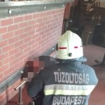 Tűzoltókat kellett hívni a nőhöz, akinek beszorult a feje