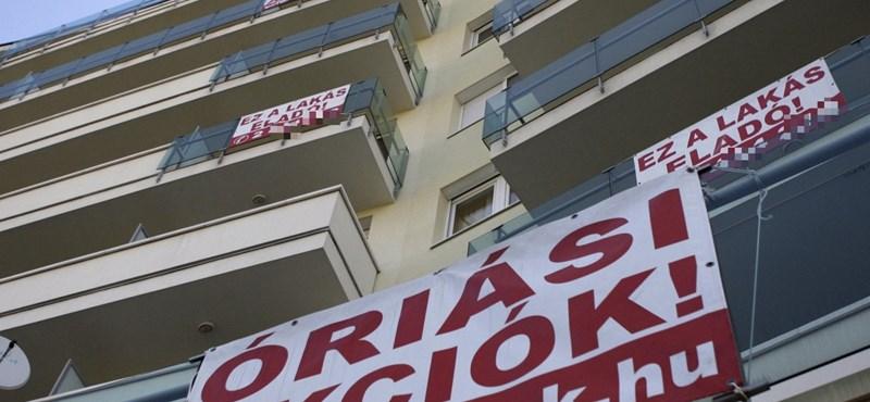 Csökkenhetnek a lakásárak