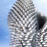 A jövő felhőkarcolója brit módra - Élő spirál