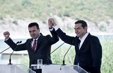 Nem sokon múlt, hogy elbukjon a görög kormány