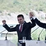 27 év után megállapodtak Macedónia új nevéről