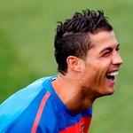 """Cristiano Ronaldo: """"kiváltságosnak érzem magam"""""""