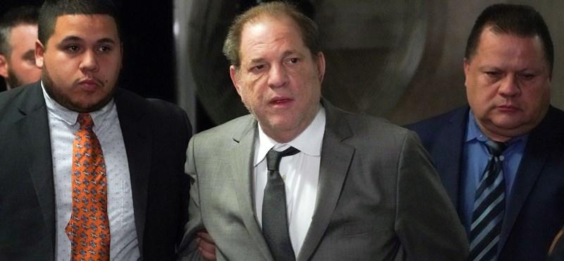 Peren kívül fizet Weinstein a nőknek, akik szexuális zaklatással vádolták