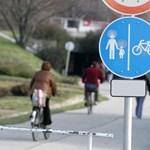 Új szakaszal bővült a balatoni bringakörút