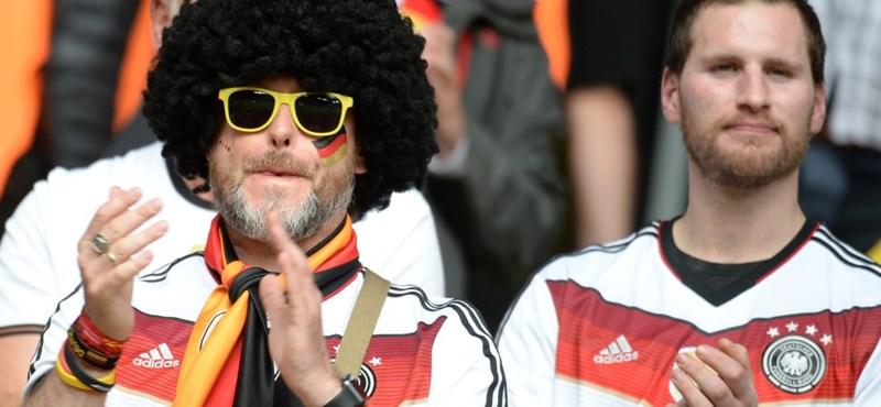 Egyes német fiatalok nem szeretnének zászlókat látni az Eb idején