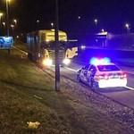 Forgalommal szemben hajtó magyar kamionost ítéltek el Angliában