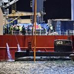 Búvárok találták meg a svéd újságírónő levágott fejét, két lábát és ruháit