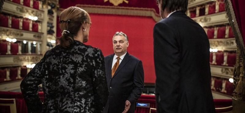 Tényleg a honvédség gépével utazott Orbán Milánóba