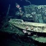 Huszonhárom katona maradványait találták meg a Belgiumnál elsüllyedt tengeralattjárón – videó