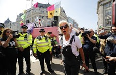Emma Thompson tüzelte a tüntető környezetvédőket Londonban