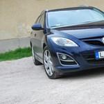 Teszt: ha én Mazda volnék, kombi lennék