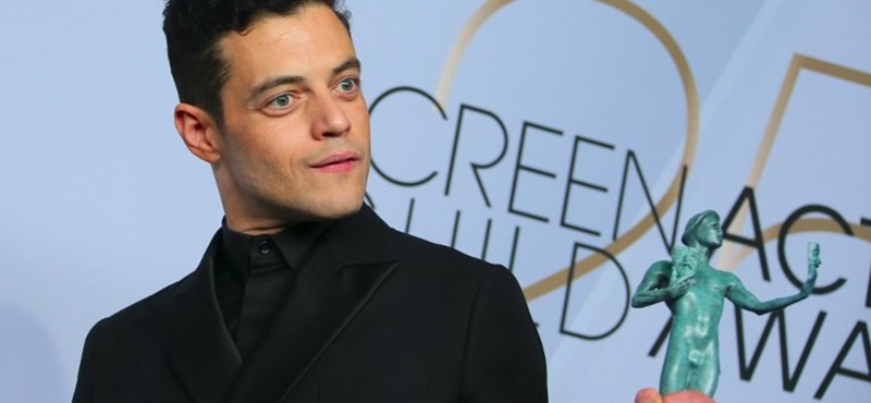 Freddie Mercury után a James Bond főgonosza lehet Rami Malek