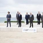Megkezdődött a G7-ek csúcstalálkozója