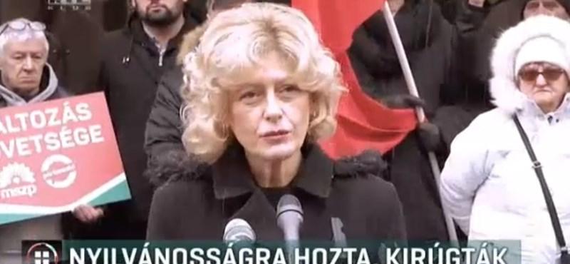 Kirúgták a kalocsai OLAF-anyagot nyilvánosságra hozó MSZP-st