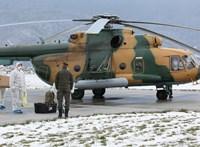 Honvédség: koronavírussal fertőződött meg egy magyar katona Boszniában